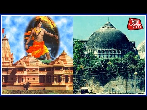 Watch Different Viewpoints On The Ram Mandir Case On Aaj Tak's Panel