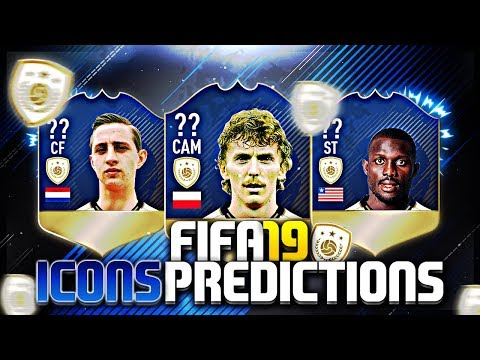 FIFA 19 ICONS PREDICTIONS | #2 |