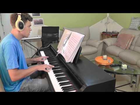 MAGIC! - Rude - Piano Cover - Slower Ballad Cover