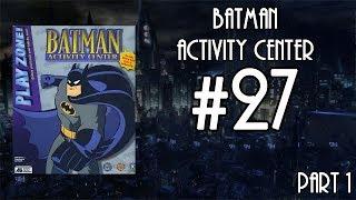 #27 BATMAN ACTIVITY CENTER (Windows 3.11) Part 1/2 | The Caped Crusade