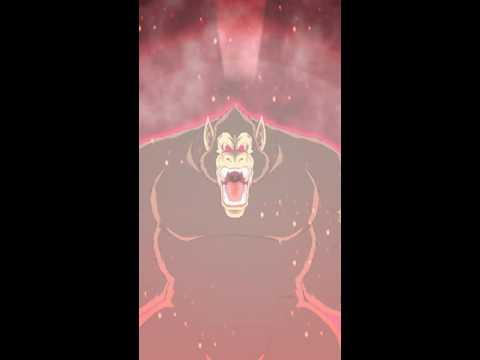 Goku Oozaru Transformation DBZ DOKKAN BATTLE