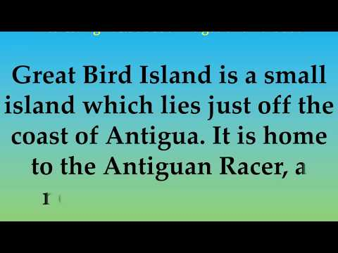 Interesting Facts about Antigua and Barbuda