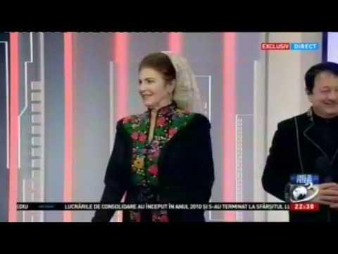 Oana Stancu s-a prabusit in Studioul Antena 3