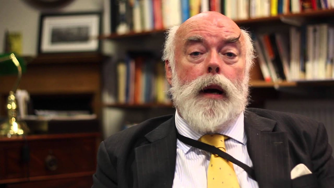 Constitutional crisis? Lord Lisvane on Commons vs. Lords - YouTube