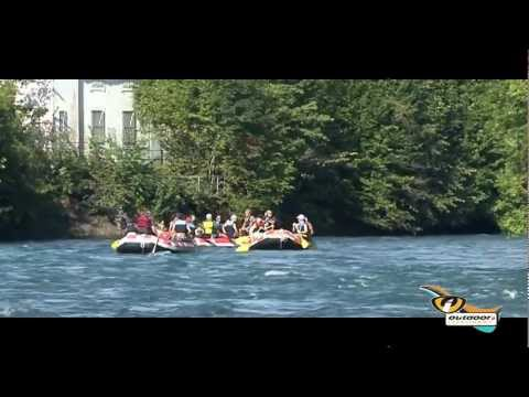 Aare River from Thun to Bern Official Promo
