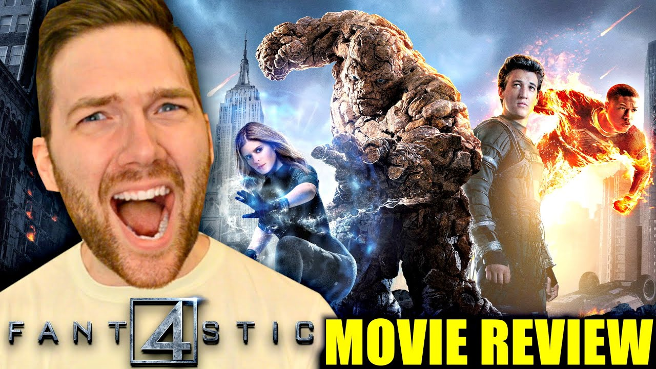 Download Fantastic Four - Movie Review