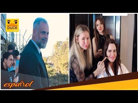 Jorge Rial y Romina Pereiro mostraron los últimos detalles antes de su boda