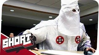 KKK-Anführer macht Jagd auf Juden!
