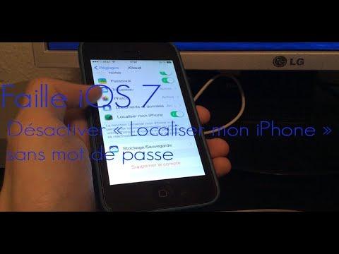 localiser mon iphone jailbreak