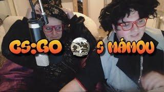 FattyPillow - Fatty a Mamka hrajou společně CS:GO