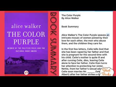 THE COLOR PURPLE by Alice Walker || Quick Book Review from YouTube · Duration:  3 minutes 42 seconds