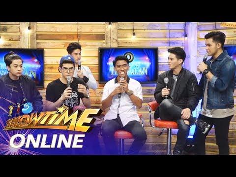 It's Showtime Online: Mindanao contender Clayton John Magnanao