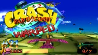 Coco la piloto/Crash Bandicoot: Warped #21