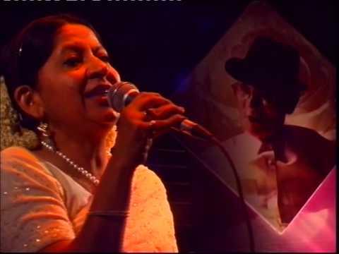 Dilraj Kaur and Ameen Sayani in O P Nayyarji's Live concert