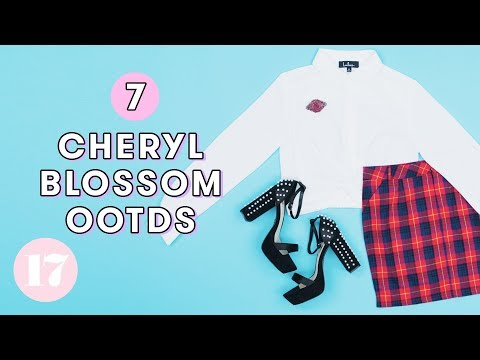 7 Cheryl Blossom Outfit Ideas From Riverdale | Style Lab
