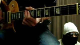 『TMG Ⅰ』からギター・ソロのみです。 今回はアコースティック・ギター...