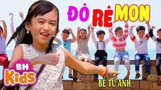 Bài Hát DOREMON Tiếng Việt ♫ Bé Tú Anh ♫ Nhạc Thiếu Nhi Sôi Động [MV]