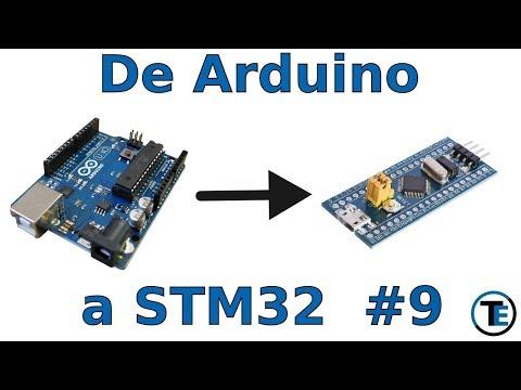 De Arduino A STM32 #9 Sprintf
