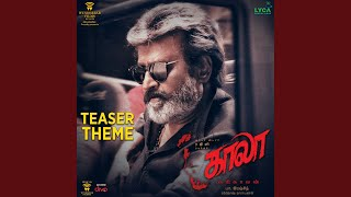 Cover images Kaala (Tamil) Teaser Theme