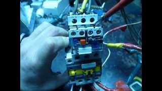 Подключение электромагнитного пускателя с катушкой на 220 вольт