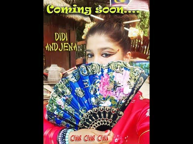 DIDI Andjena; CHIN CHIN CHU- Didi-Chu (COVER)