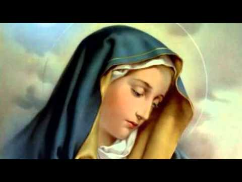 Virgin Mary speaks during the Rosary