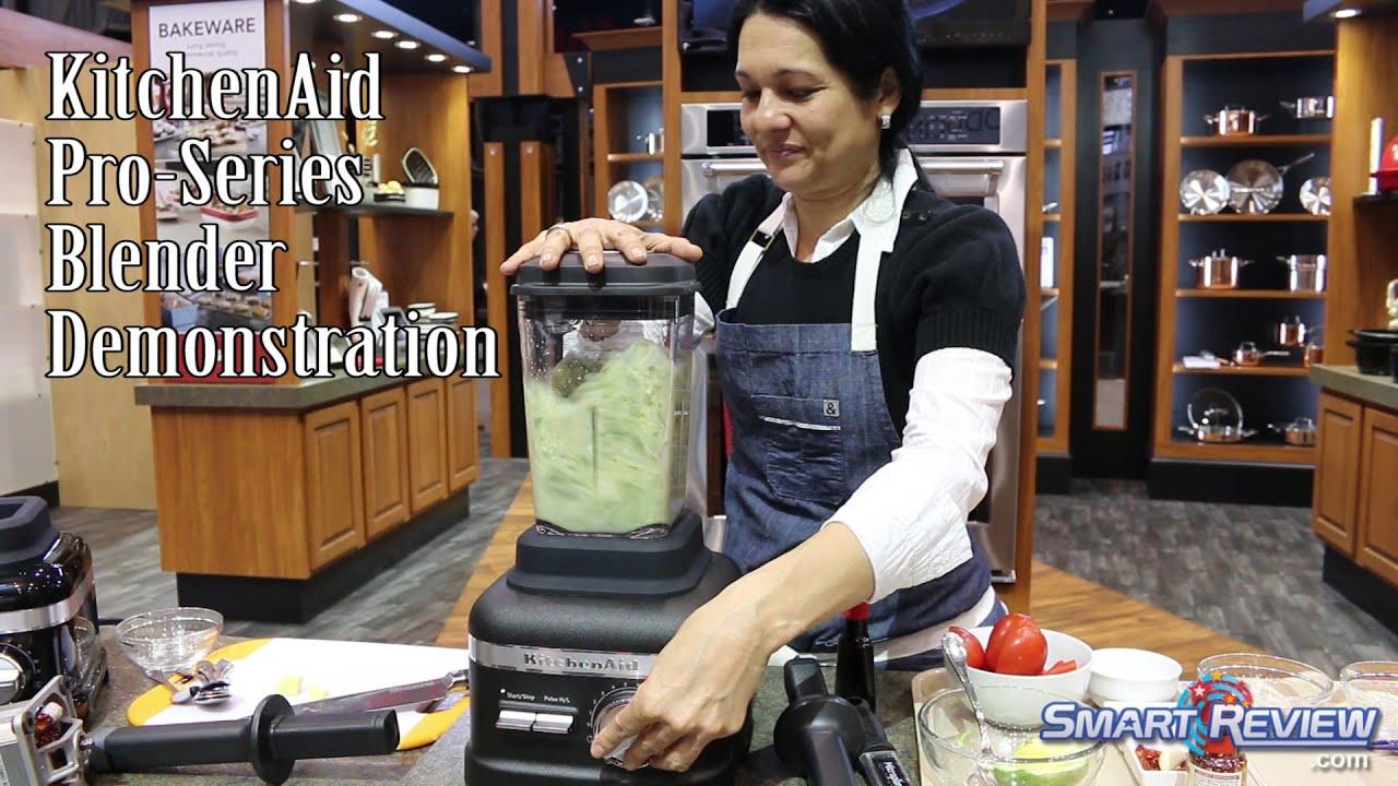 ihhs 2016 kitchenaid pro line series blenders blender