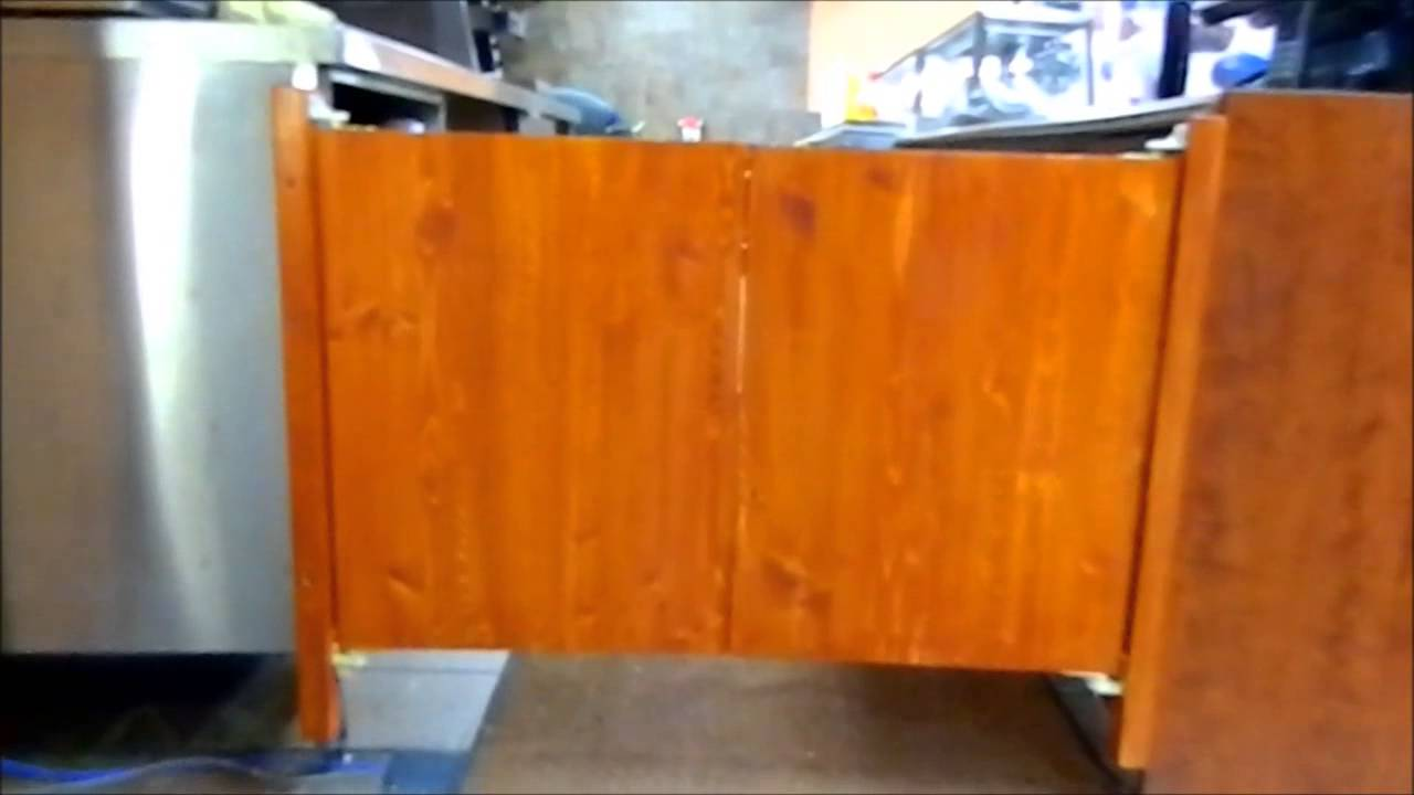 & Custom Cafe Doors - YouTube