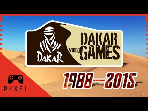 Dakar [Off-Road Rally] Games Overview - Its a Pixel THING - Ep. 33