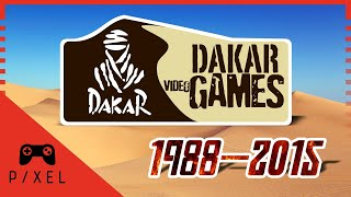 DAKAR [Off-Road Rally] Games Overview | Ep. 33