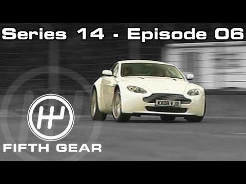 Fifth Gear: Series 14 Episode 6