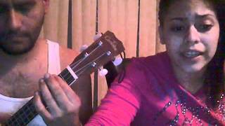 Si Me Tocaras Ukelele (COVER By: Wilson and Chassidy)