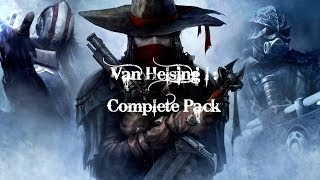 The Incredible Adventures of Van Helsing - Complete Pack Launch Trailer