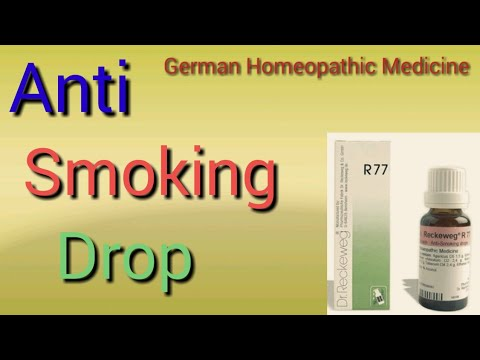 how to quit smoking ! Homeopathic medicine Uses and Symptoms