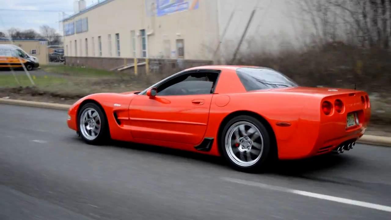Jm Review 2003 C5 Corvette Z06
