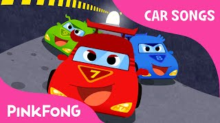 Racecars | Car Songs | PINKFONG Songs for Children Video