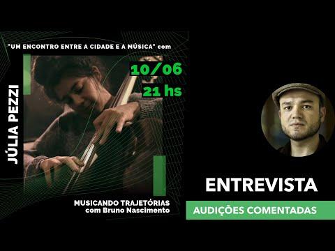 🎼Musicando Trajetórias E03S02 – Júlia Pezzi
