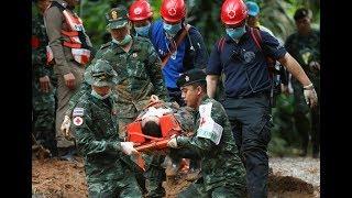 4 cầu thủ nhí Thái Lan đã được đưa ra khỏi hang như thế nào? - Tin Tức VTV24