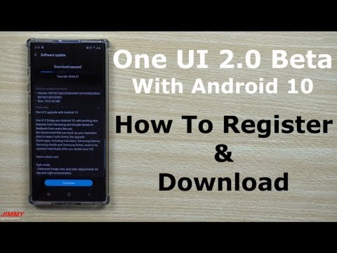 How To Download One UI 2.0 Beta (Troubleshooting)