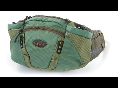 Fishpond Cirrus LTE Guide Waist Pack Fly Fishing