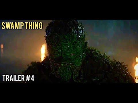 Болотная Тварь / Swamp Thing   Трейлер #4 (2019) Джеймс Ван
