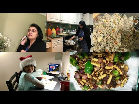 Vlog : A Rainy Day In My Life | Prepared Two Easy Recipes |