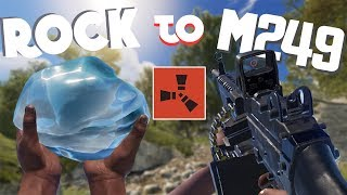 Rust - EARLY GAME to END GAME in 6 HOURS (Rust PvP Highlights & More)