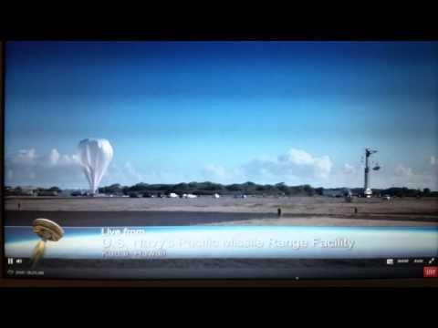 NASA low- density Supersonic Decelerator