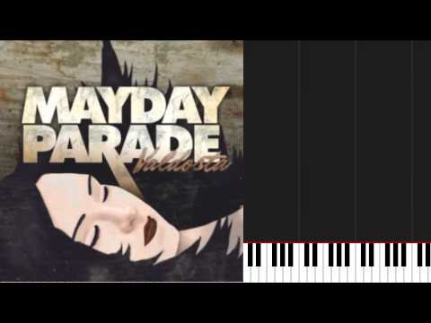 How to play Terrible Things by Mayday Parade on Piano Sheet Music