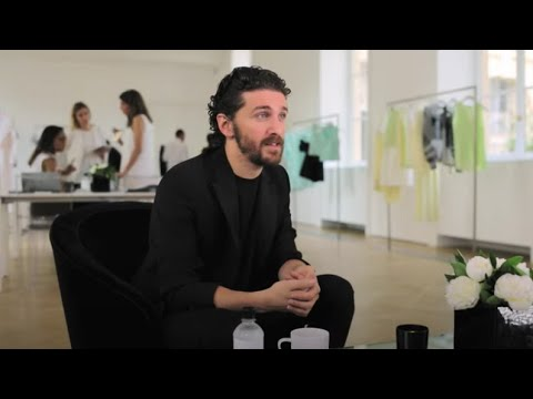 David Koma - The Interview - Mugler