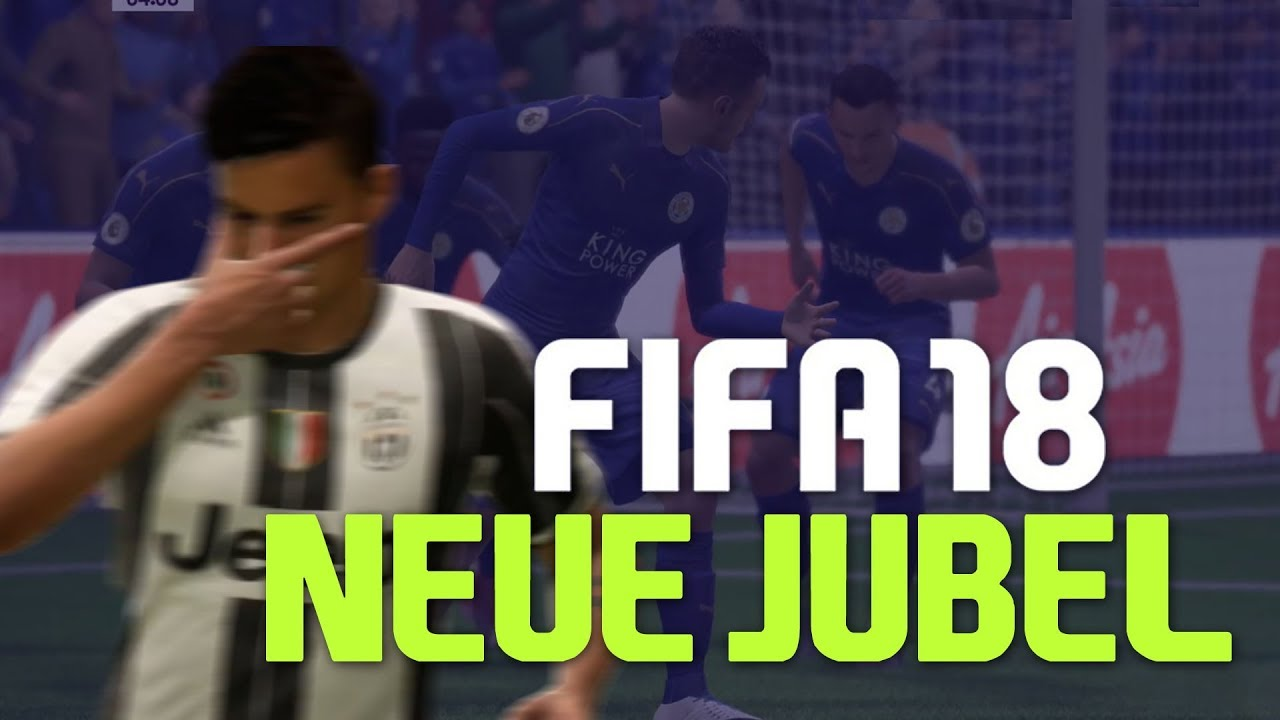 fifa 18 5 neue jubel endlich ist auch dieser jubel in. Black Bedroom Furniture Sets. Home Design Ideas