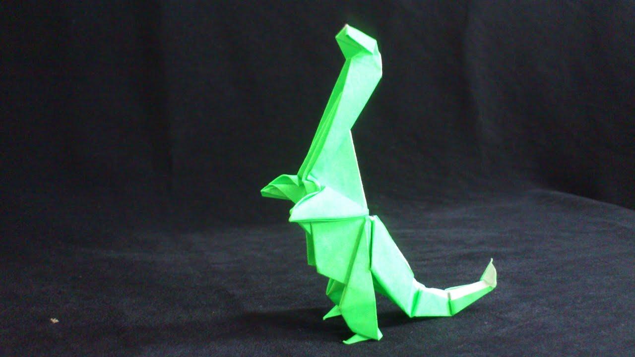 Gambar Origami Soul Nah Scorpion Simple Selamat Mencoba ... - photo#50