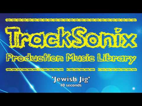 Jewish Jig - Gypsy European Folk Music - Whimsical And Quirky Music (TrackSonix Library Music)