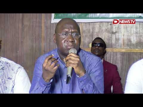 """Dans l'Actualité/Alcide DJEDJE (PDT CONCORDE):""""J'ai fait le choix d'aller à Gagnoa avec Ouattara"""""""